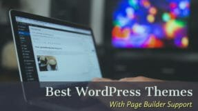 10 WordPress Themes Made Exclusively For Page Builders