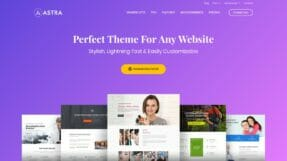 Astra WordPress Theme – A WooCommerce Theme To Kick Start Your Online Store