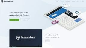 GeneratePress WordPress Theme – Can You Get Better Theme Than This in 2021?